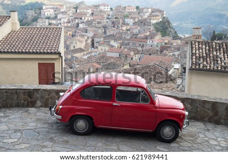 fiat 500 italy stock images royalty free images vectors shutterstock. Black Bedroom Furniture Sets. Home Design Ideas