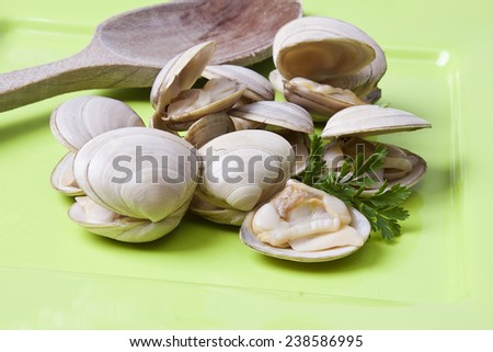 clams prepared meals and seafood