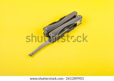 clasp knife, penknife