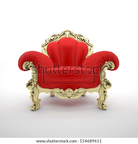 Classic Chair Red