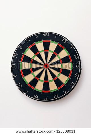 Classic Darts Board - stock photo