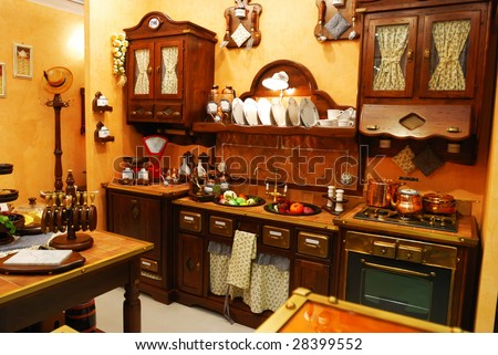 Old Fashioned Kitchen old fashioned kitchen stock images, royalty-free images & vectors