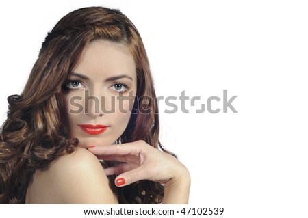 Classic orange - stock photo