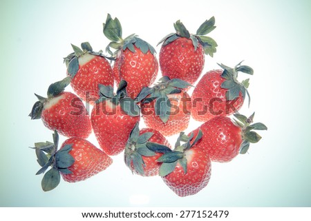 classical food--fruit - stock photo