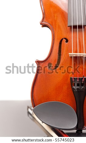 Classical Music Background - stock photo