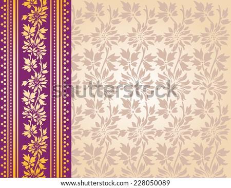 saree design stock images royaltyfree images amp vectors