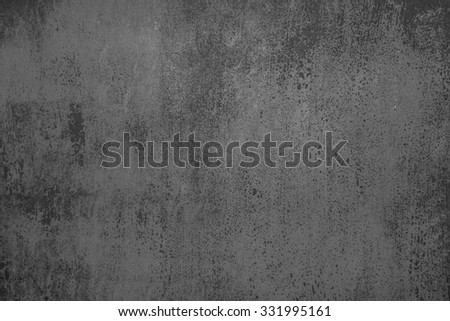 Clean chalk board surface  - stock photo