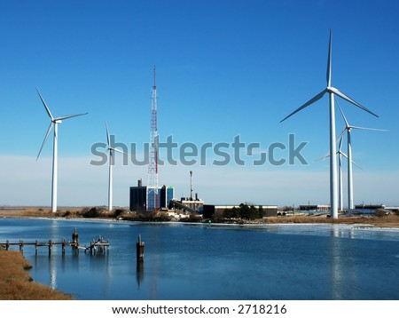 Clean Energy by Wind Power