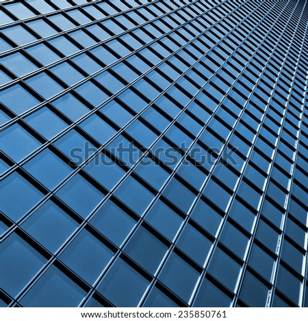 clean facade - stock photo