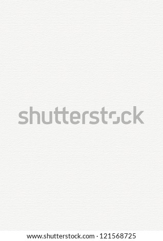 Clean high white paper background with a soft horizontal texture -  very large format - stock photo