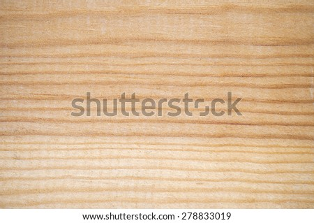 Clean pine wood background texture. - stock photo