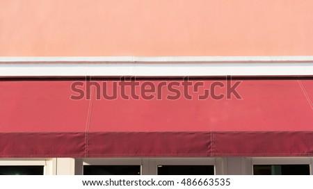 Window Awning Stockbilder und Bilder und Vektorgrafiken ohne