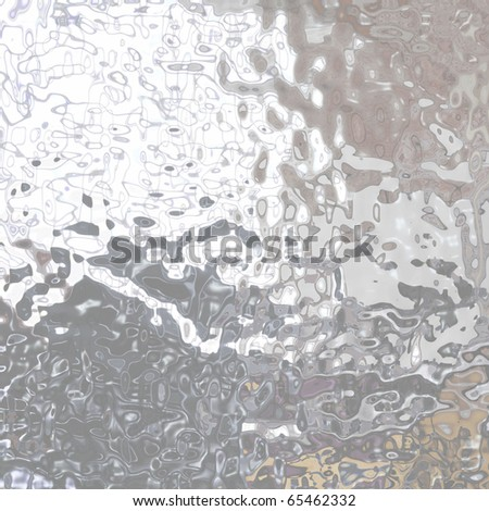 clean water - stock photo