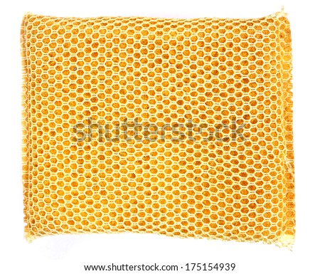 cleaners, detergents, household cleaning sponge for cleaning - stock photo