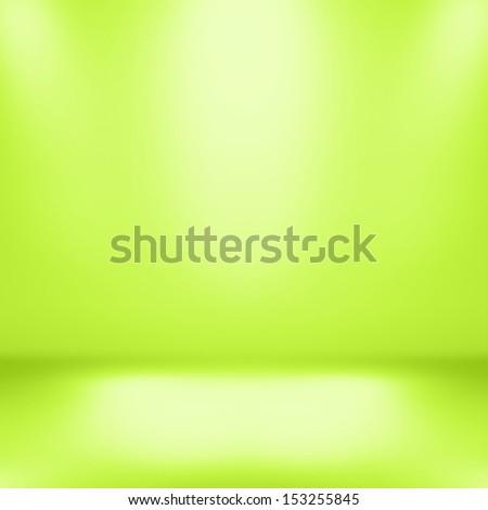 Clear empty photographer studio background. - stock photo