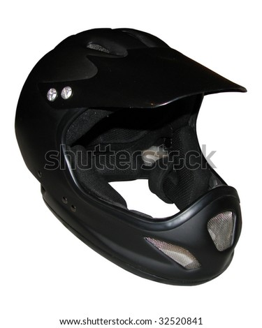Clear photo of Cycle helmet