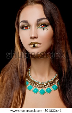 Ancient Egypt Makeup And Hair Mugeek Vidalondon
