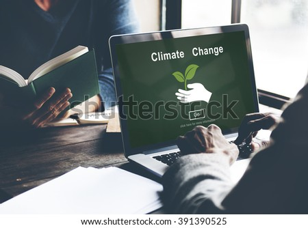 Climate Change Problem Conservation Ecology Concept