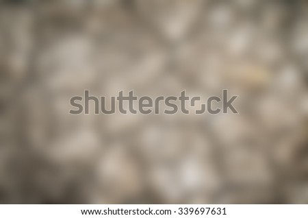 Climate change, the ground is dry, cracked ground. blur background - stock photo