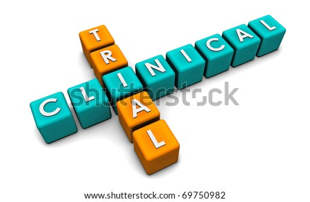 Clinical Trial Experiment of a New Product - stock photo
