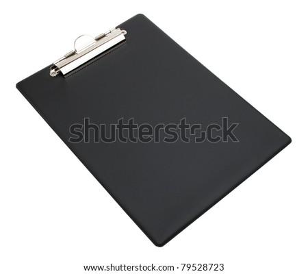 Clip board - stock photo