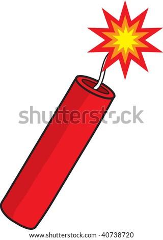 Dynamite Stick Stock P...
