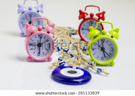 clock - stock photo