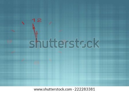 clock background for adv or others purpose use - stock photo