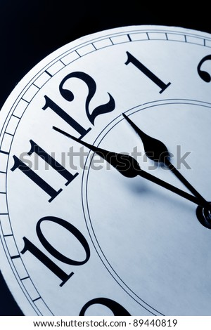 clock time concept of deadline