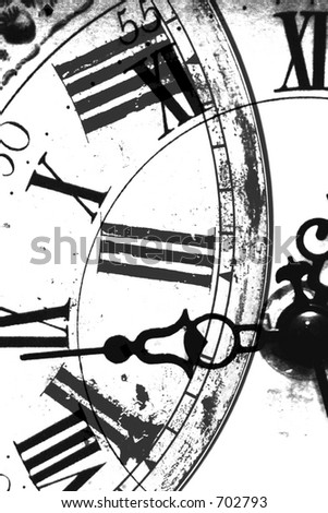 clocks - stock photo