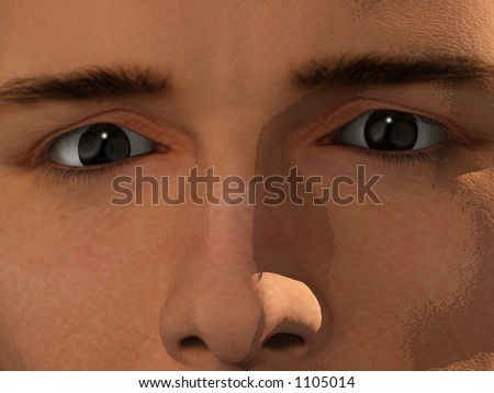 close up - stock photo