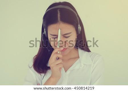 asian blow hand job job woman