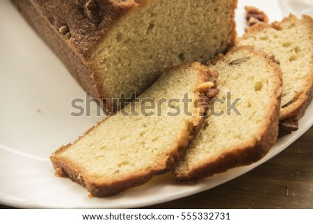 Close up Bread