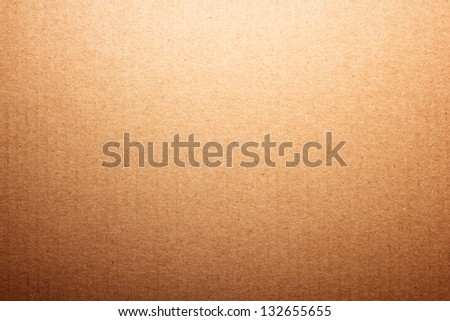 close up cardboard texture background - stock photo