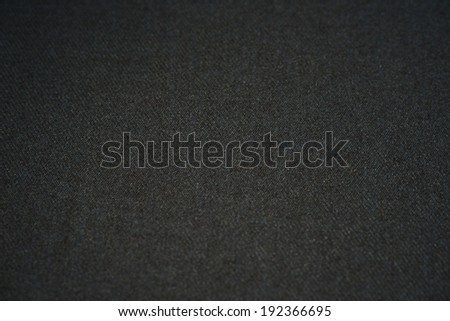 Close-Up Detail of Cotton Fabric - stock photo