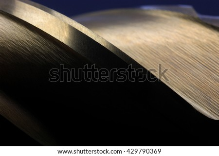 Close up endmill drill
