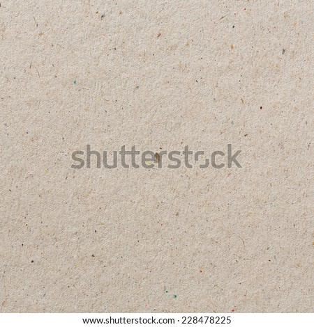 Close up gay color recycle paper texture background - stock photo