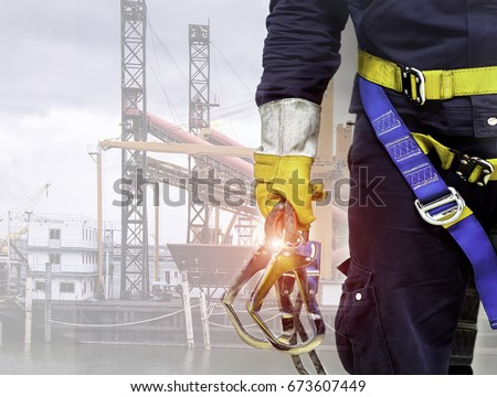 Fall Protection Stock Images Royalty Free Images