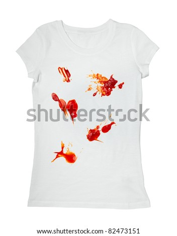 Stained Shirt Stock Photos Images Pictures Shutterstock