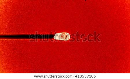 Close up matches - stock photo