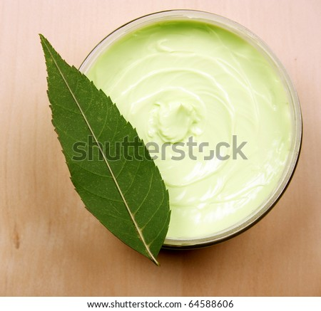 Close up of a beauty treatment - stock photo