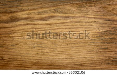 close up of a brown wooden background - stock photo