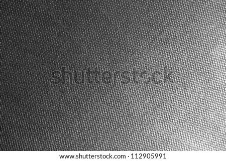 Close up of a carbon fiber material - stock photo