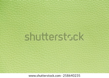 close up of a color natural leather texture, leather background - stock photo