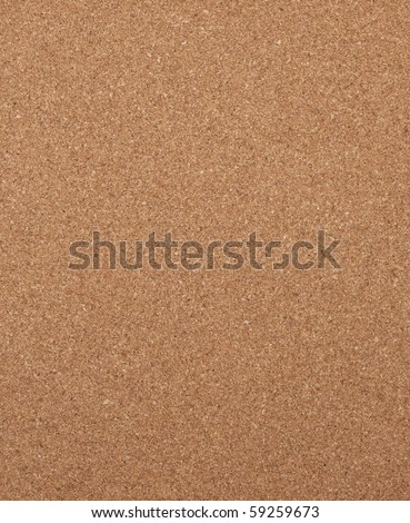 close up of a cork board texture background