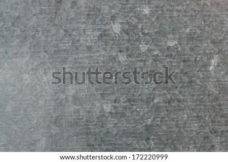 close-up of a metal surface - stock photo