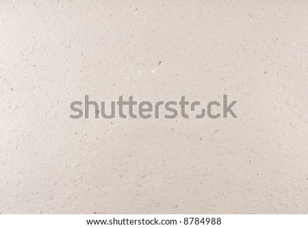 Close-up of a white parchment (diploma) background - stock photo