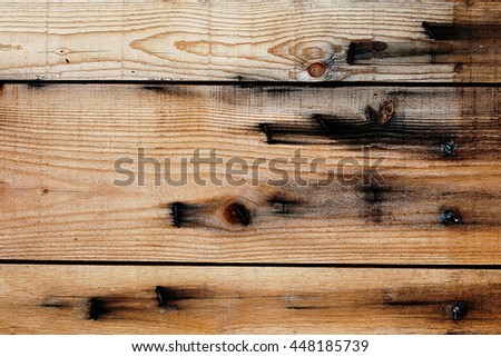 Close up of a wooden texture