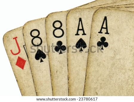 dead mans hand aces and eights songs