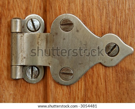 Old Hinge Stock Images Royalty Free Images Amp Vectors